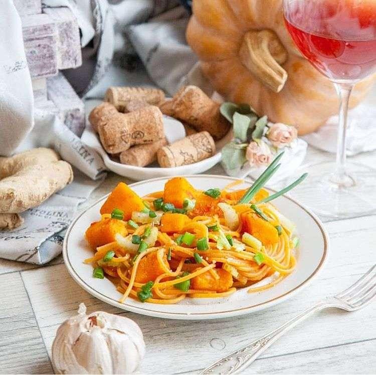 Ньокки, паста, суп и еще два блюда из красавицы-тыквы