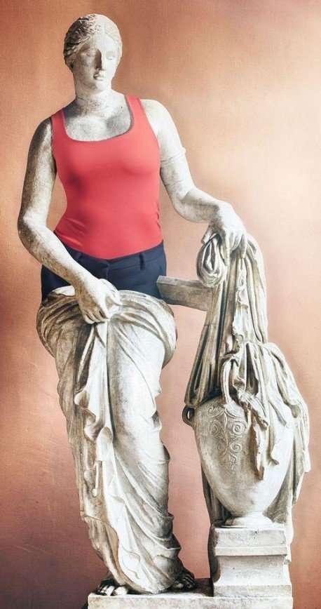 Скульптуры от кутюр