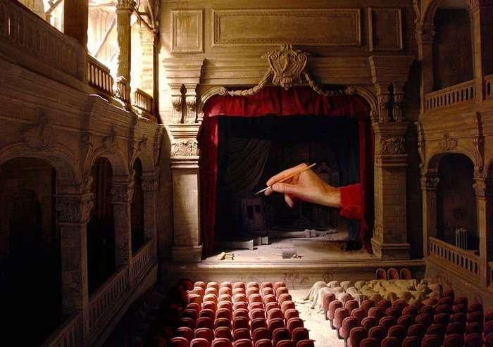 Музей миниатюр и кино в Лионе
