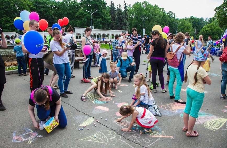 Юбилейный Праздник мороженого пройдет в Москве