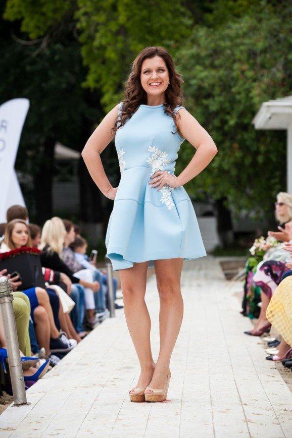 Инна Жиркова представила коллекцию одежды MiloMilo