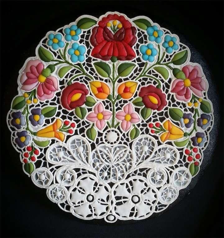 Невероятное кондитерское искусство