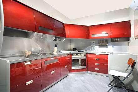 В кухне все должно быть прекрасно