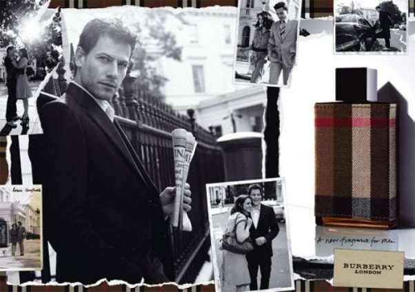 Burberry London - финальный штрих Вашей безупречности